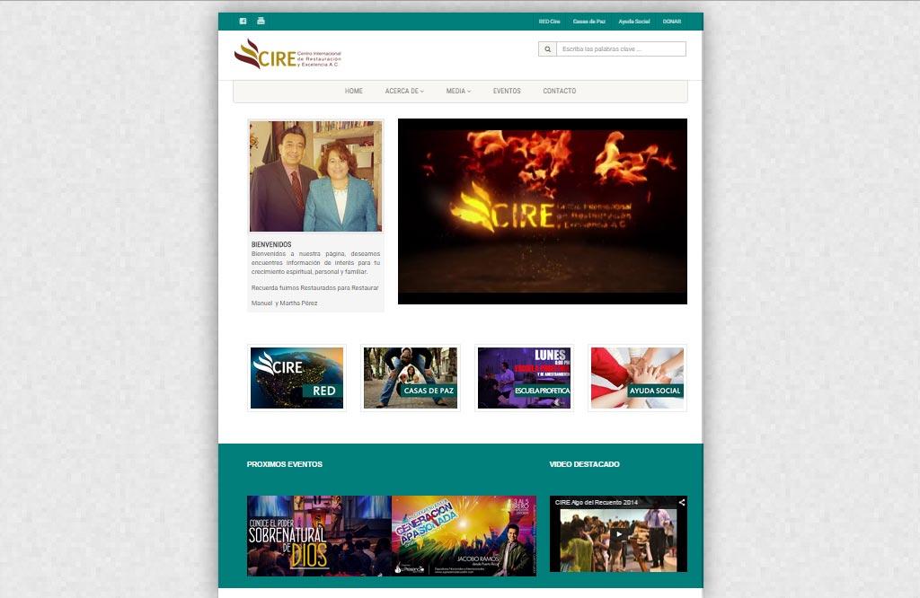 ScreenShoot-Cire-portfolio